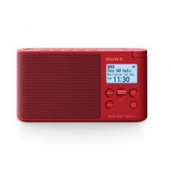 RADIO DAB/DAB+FM DIGITAL ROJO SONY