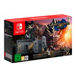 CONSOLA NINTENDO SWITCH+MONSTER HUNTER R