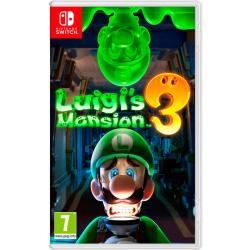 SWITCH LUIGI´S MANSION 3