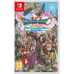 SWITCH DRAGON QUEST XI ECOS DE UN PAS.PE