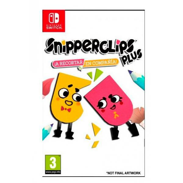 SWITCH SNIPPERCLIPS PLUS:A RECORTAR EN C