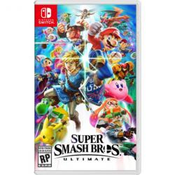SWITCH SUPER SMASH BROS. 2 ULTIMATE