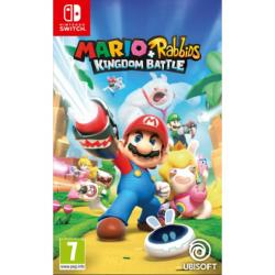 SWITCH MARIO+RABBIDS KINGDOM BALTTLE