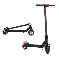 "PATINETE SCOOTER NEGRO 8"" 250W MOBILE+"