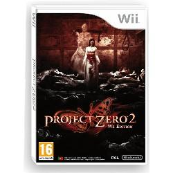 WII PROJECT ZERO 2: WII EDITION