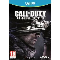 WII U CALL OF DUTY GHOSTS