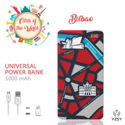 POWER BANK 5000MAH BILBAO YZSY