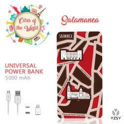 POWER BANK 5000MAH SALAMANCA YZSY